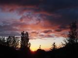Pocatello Sunset 9 May 2015 P5090001.JPG