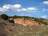 Scene from the Chinese Peak Trail Pocatello P1030300.jpg