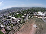 Idaho State University aerial photo using DJI Phantom 2 DJI00088.JPG