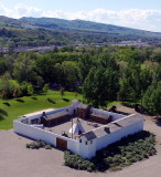 Pocatello - Fort Hall Replica DJI_0002.JPG