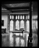 Sofa and shadows