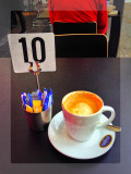 Table 10 & latte