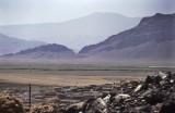 Towards the Iranian Border