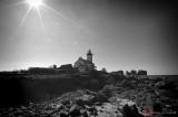Lighthouse - Pontusval - Brittany coast