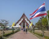 Modern Temples of Ayutthaya
