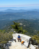 San Jacinto Wilderness Backpacking Trip 2013