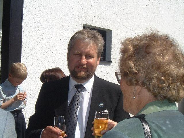 Juha Tulimaa, eläk.