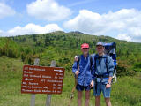 Mt.Roger's National Recreation Area - Virginia