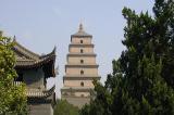 092 - Big Goose Pagoda, Xi'an