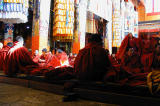182 - Assembly Hall, Ganden Monastery