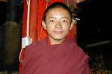 186 - Young Monk, Ganden Monastery