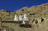 301 - Stupas in the Sakya Hills