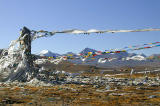 308 - Prayer Flags at 5220m altitude