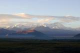 329 - Dawn hits the Himalaya Ridge over Tingri