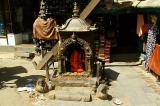 359 - Ganesh Temple in a street in Kathmandu