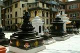 406 - Stupas in Kathmandu