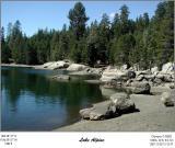 Day Two - Mountain biking to Lake Alpine