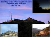 Hike up Fremont Peak State Park