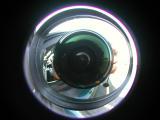 rear view fisheye