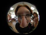 sam glasses fisheye