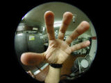 Fun with fisheye!