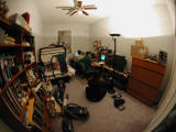 the wide room