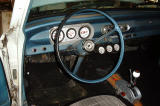 Dash and Gauges