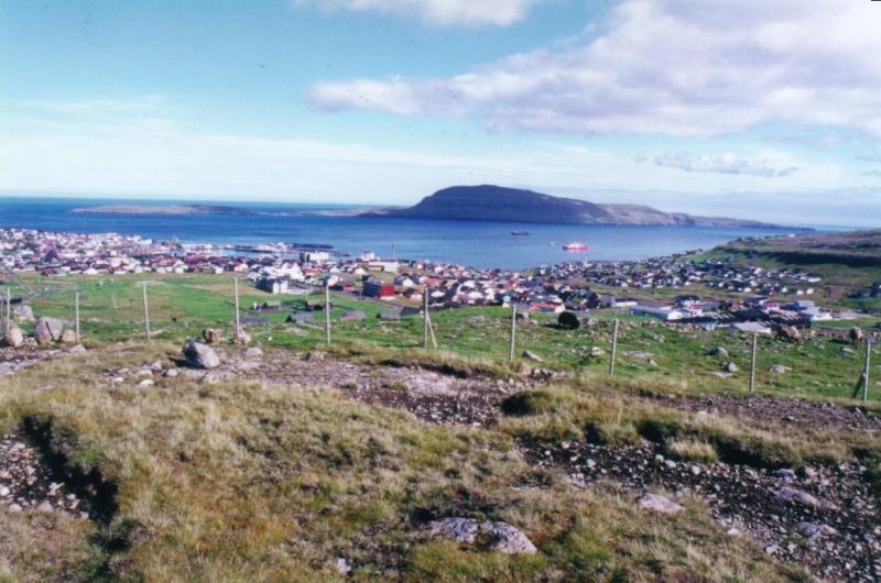 Torshavn og Nolsoy