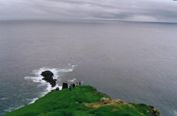 Syðri endinn a Suðurey