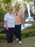 Sue/Frank - Falls @ Cornwall Bridge
