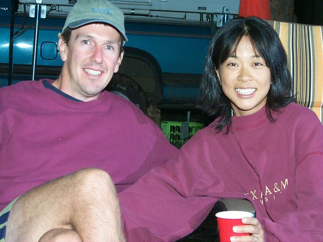Kelly and Tomoko <BR>(Dave K. photo)