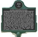John Willcox Mustered Men At Fort Adams