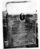 Grave With Picture Of Jesse Jones