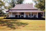 The Jim Bland House Near Jacksonville, Ga.