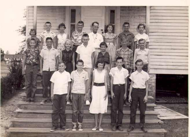 Workmore Class About 1954