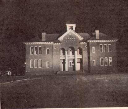 Old South Georgia College, McRae, Ga.