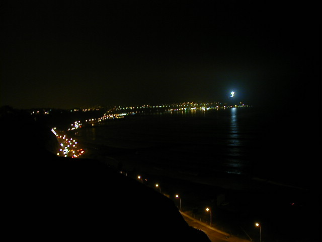 Harbors Night