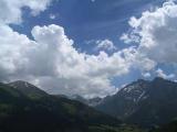 Kleinwalsertal - Blick ins Wildental