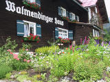 Kleinwalsertal - Walmendinger Haus