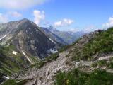 Kleinwalsertal - Hammerspitze