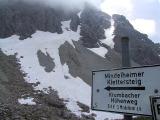 KleinwalsertalMindelheimer Klettersteig