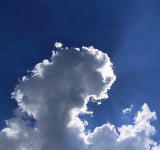 Kleinwalsertal - Himmelbild