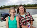 Sarah and Mom 11/24/01