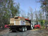 Lumber delivery  11/30/2001