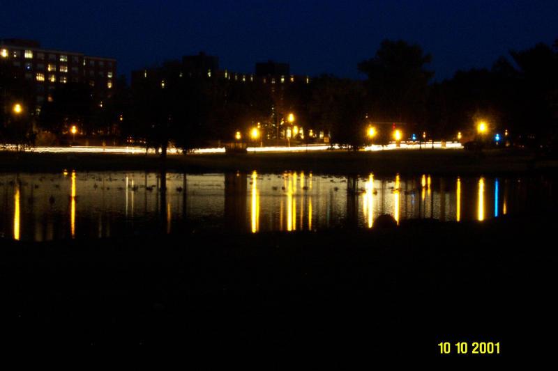 Time Exposure Mirror Lake 101001 10.JPG