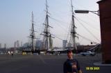 USS Constitution & Ben.JPG