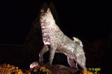 Husky Dog Statue.JPG
