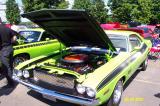 Dodge Challenger 70 Green