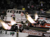 Nitro dragsters