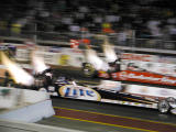Heading to 319 mph in 4.58 seconds